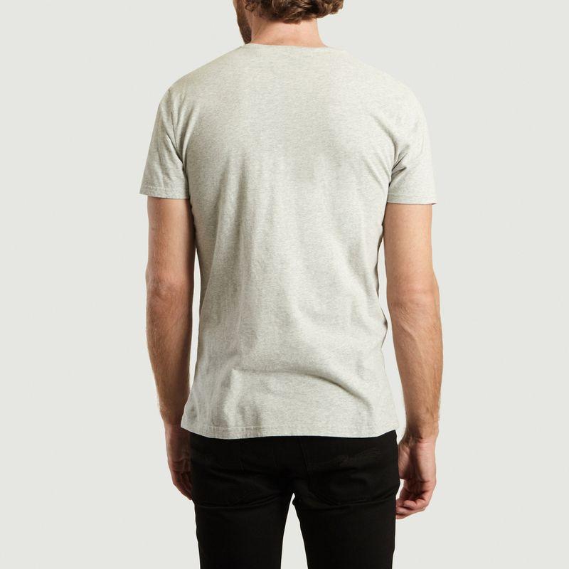 T-Shirt A Poche Vive CDP - Commune de Paris
