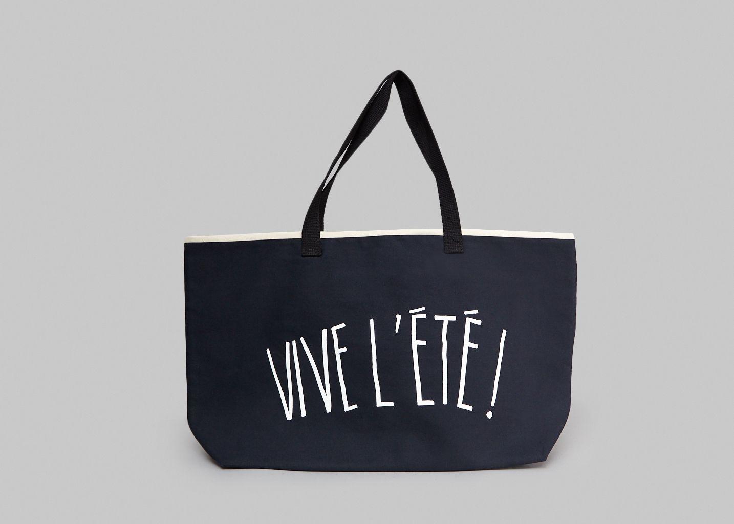 Beachbag Vive L'Eté - Commune de Paris