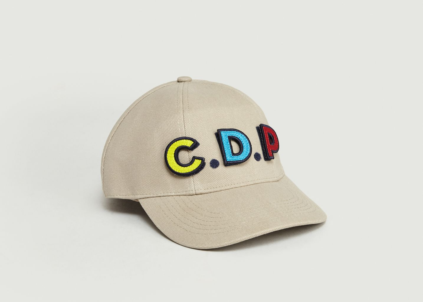 Casquette CDP Multicolore - Commune de Paris