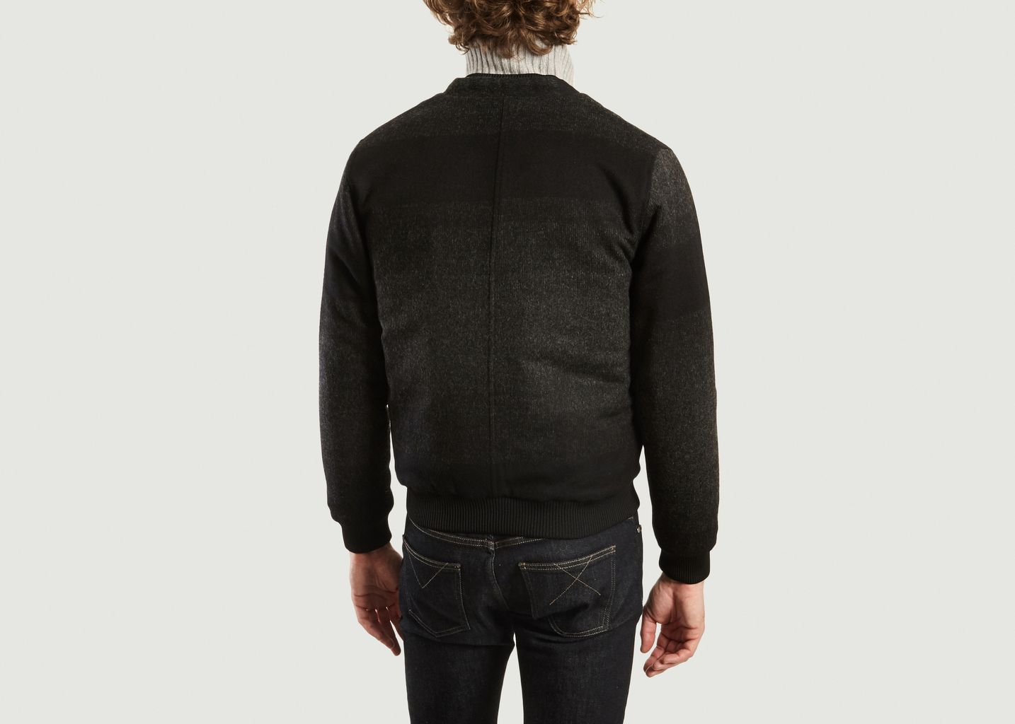 Bomber En Tweed Anatole - Commune de Paris