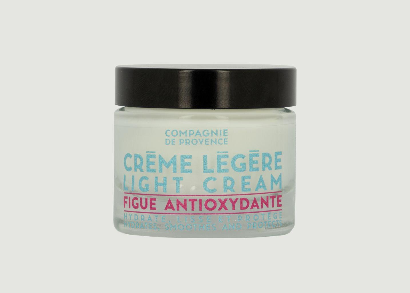 Crème Visage 50ML Figue - La Compagnie de Provence