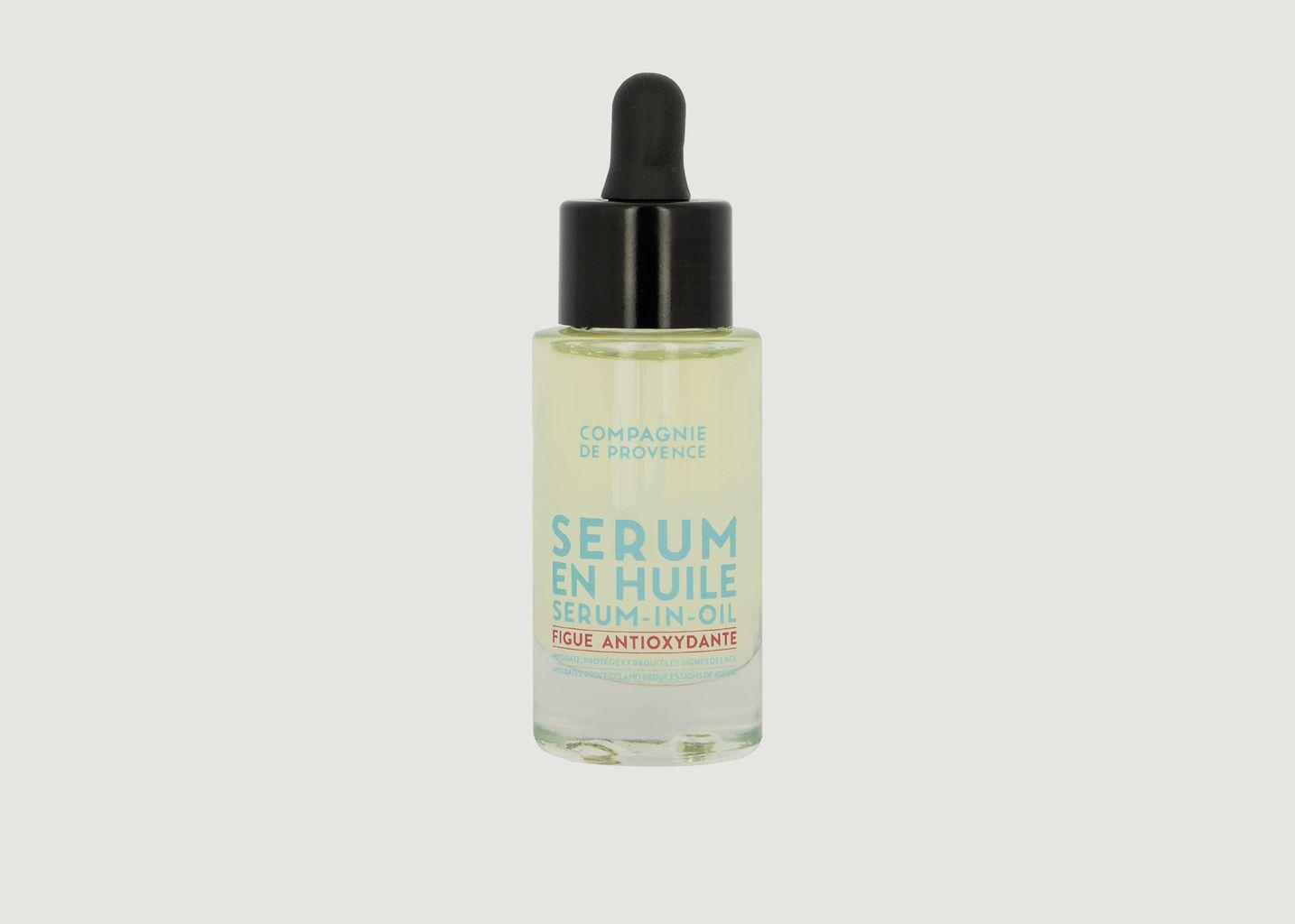 Sérum en huile figue antioxydante - La Compagnie de Provence