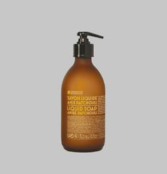 Anis Patchouli Liquid Soap