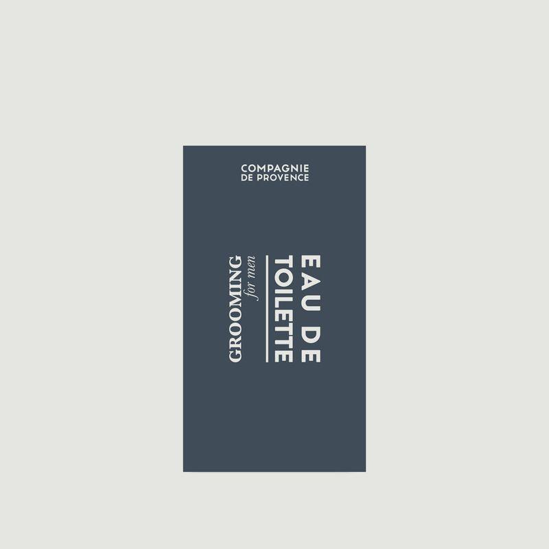 Eau de Toilette - Grooming For Men 100ml - La Compagnie de Provence