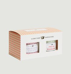 Duo box set Confiture Parisienne