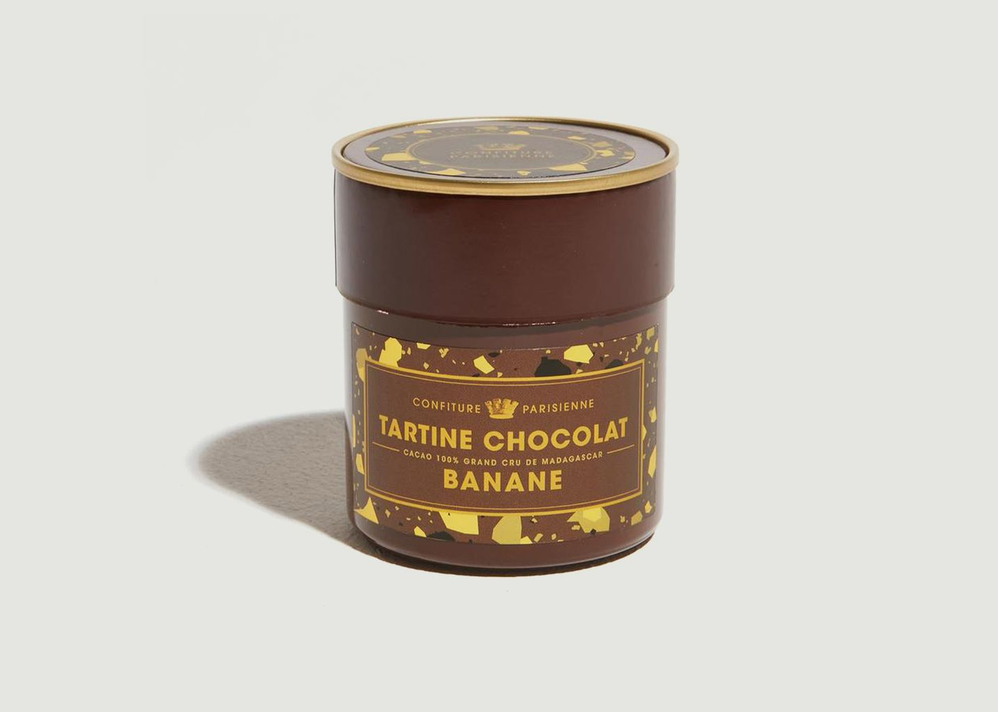 Pâte à tartiner Chocolat Banane - Confiture Parisienne