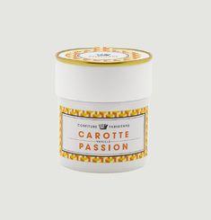 Confiture Carotte Vanille Passion