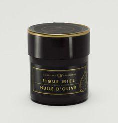 Confiture Figue, Miel, Huile d'Olive 250g