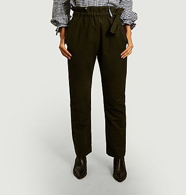 Louise cotton trousers