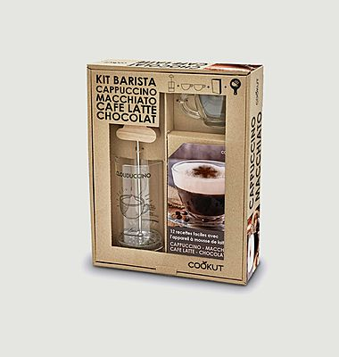 Kit Barista Clouduccino