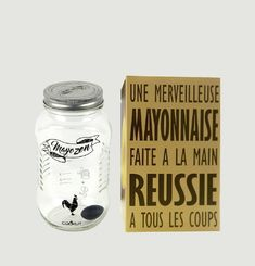 Shaker Mayonnaise Mayozen