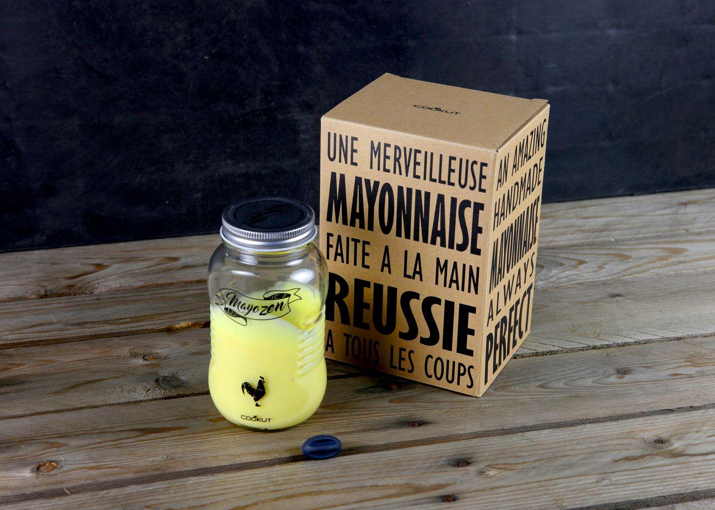 Shaker Mayonnaise Mayozen - Cookut