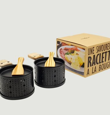 Lumi Raclette Kit for Two