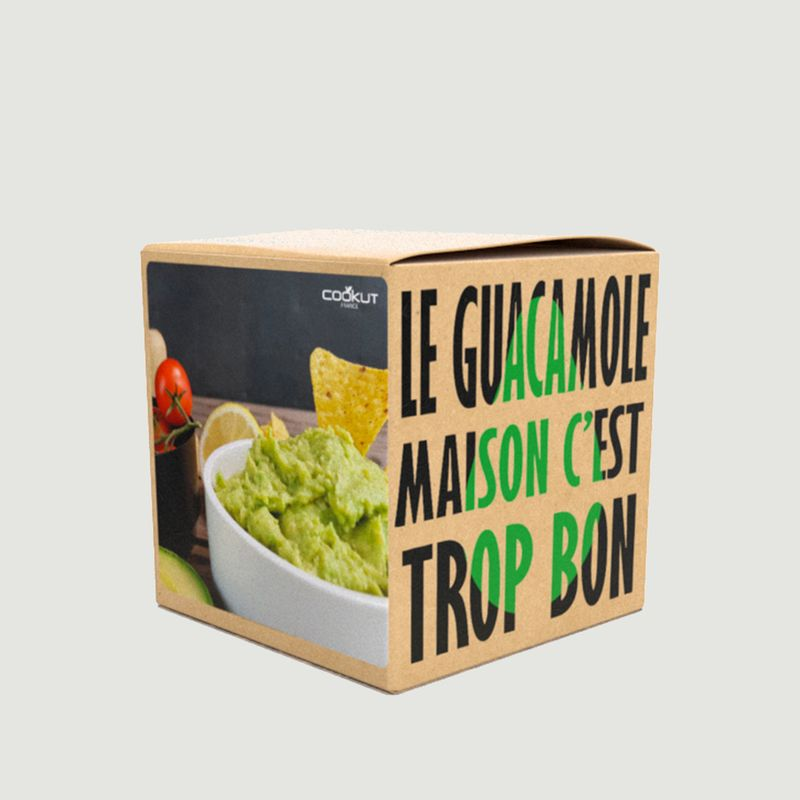 Fucking Good Fresh Guacamole - Cookut