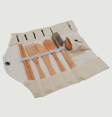 Kit Repas en Bambou Bam Bam