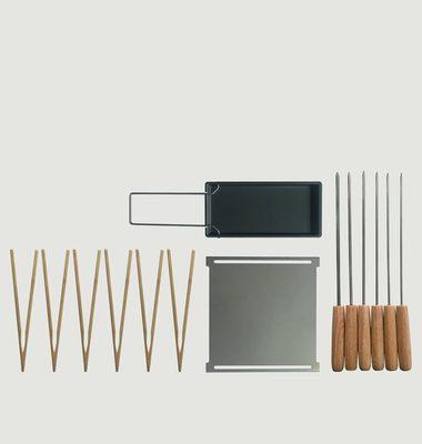 Accessoires Premium pour Barbecue Yaki