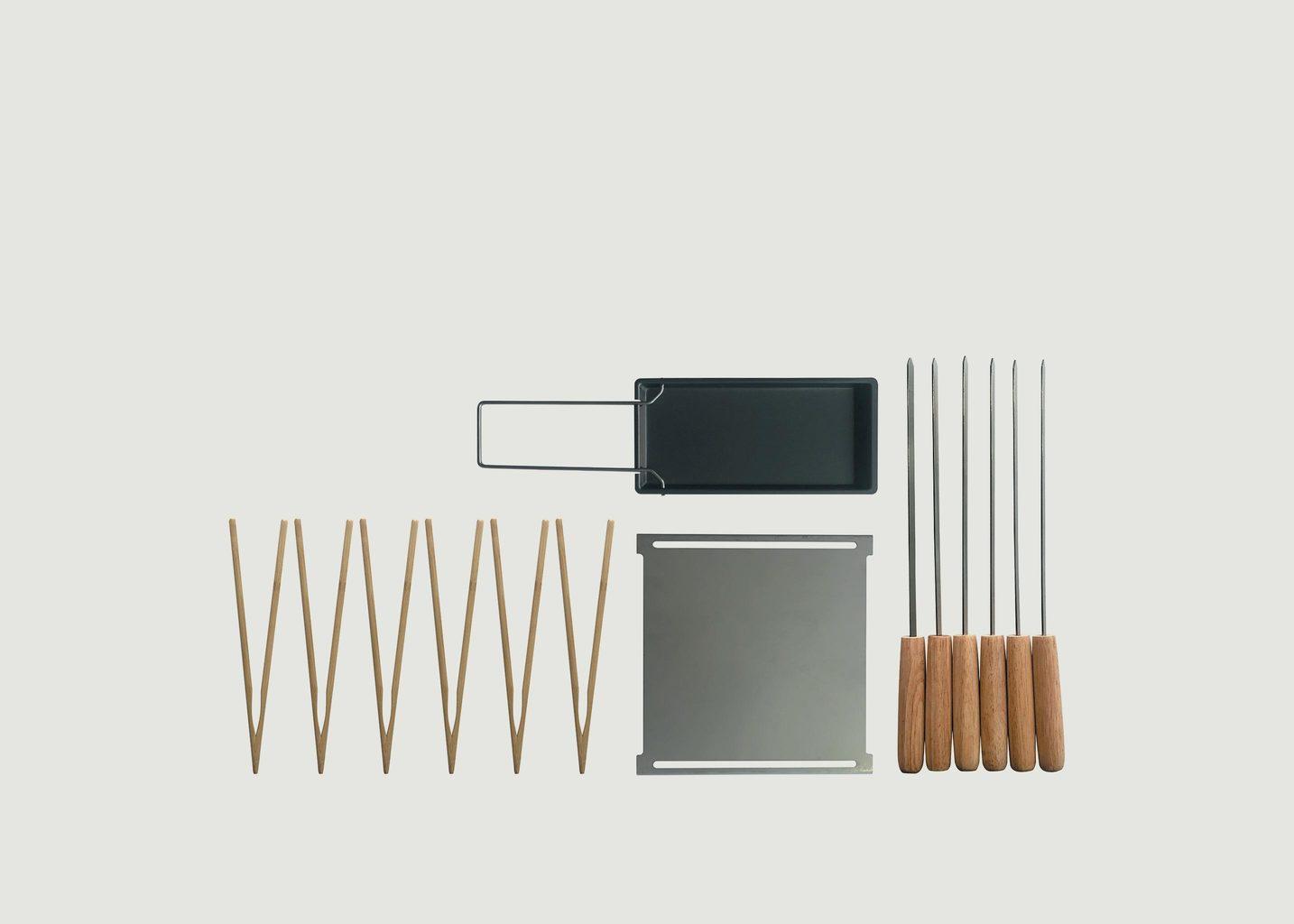 Accessoires Premium pour Barbecue Yaki - Cookut
