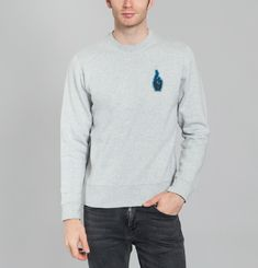 Cross Fingers Sweatshirt