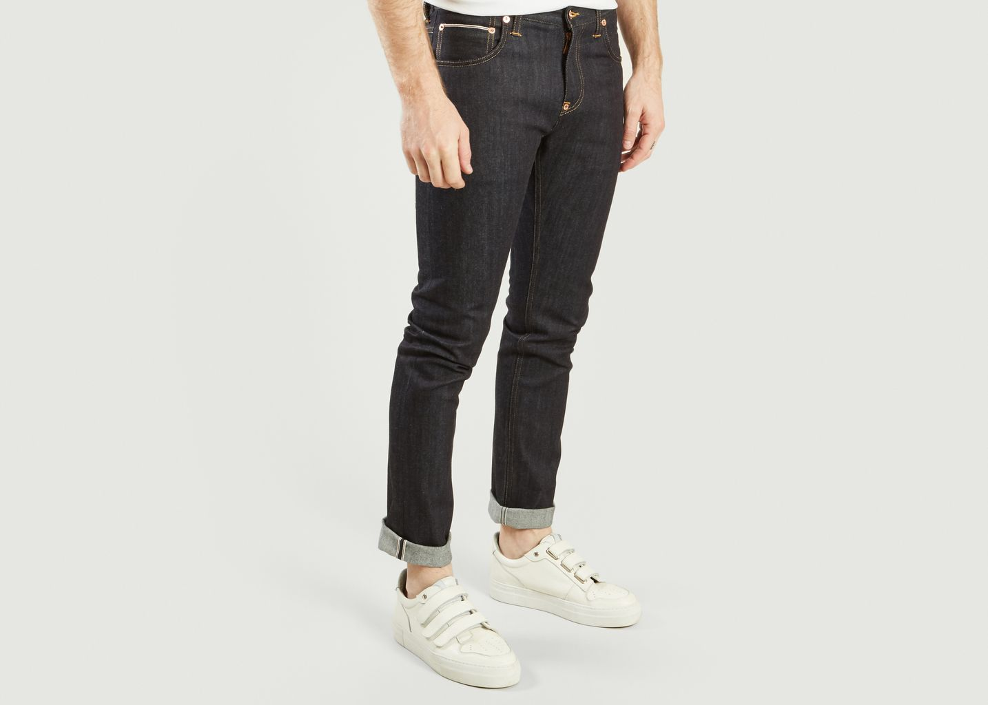 Jean Norris Slim Selvedge - The Cooper Collection