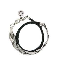 Triple Torsade Bracelet