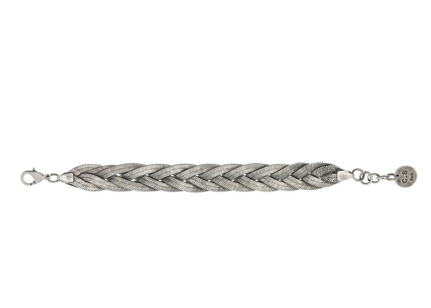 Bracelet Tressage - Coralie de Seynes