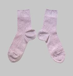 Chaussettes Gypsophile