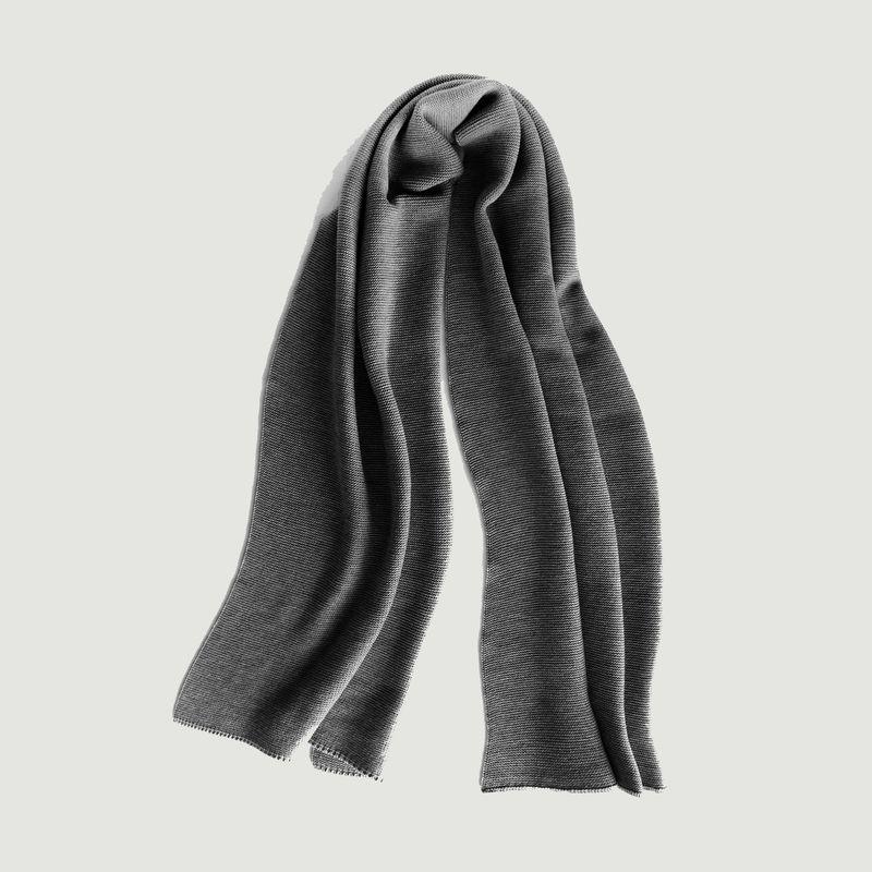 Echarpe XXL en laine mérinos - Cou de Foudre