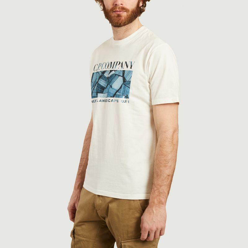 T-Shirt Mutation - C.P. COMPANY