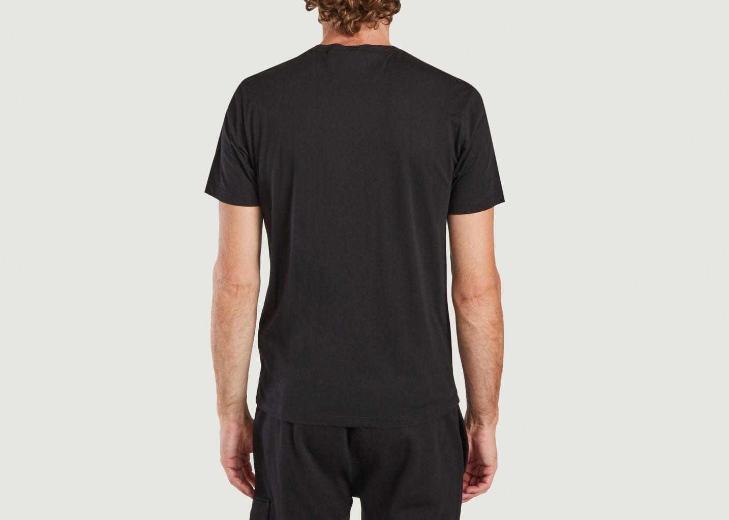 T-shirt à logo en jersey  - C.P. COMPANY