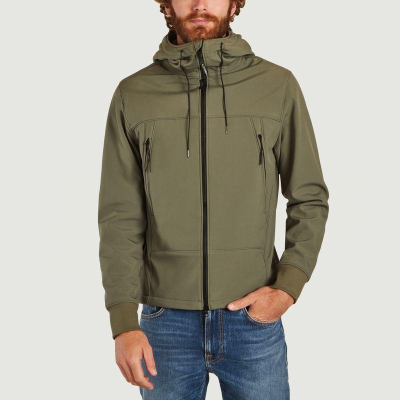 C.P. Shell-R Medium Goggle Jacket - C.P. COMPANY