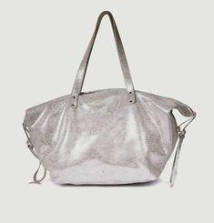 Bag Doudou L Window Craie