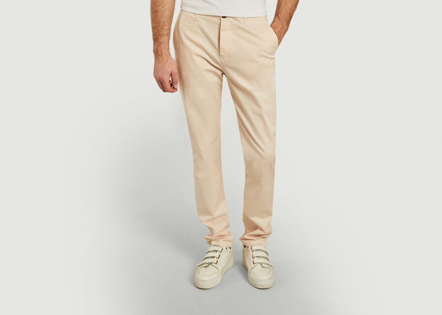 Pantalon chino classique - Cuisse de Grenouille