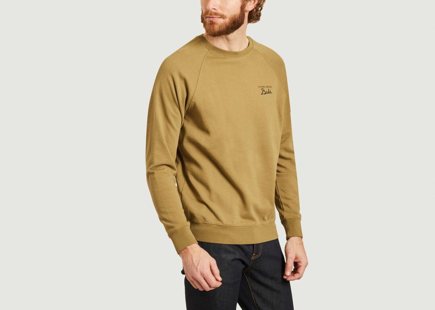 Sweatshirt imprimé Bali - Cuisse de Grenouille