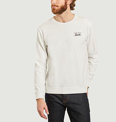 Sweatshirt imprimé Bali