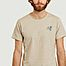 matière T-shirt classique - Cuisse de Grenouille