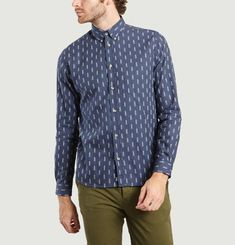 Fano Printed Shirt
