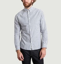 Grillon Striped Shirt