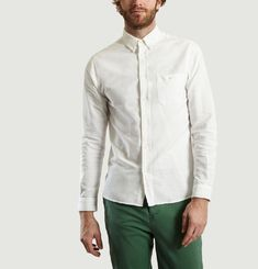 Griffon Button-down Collar Shirt