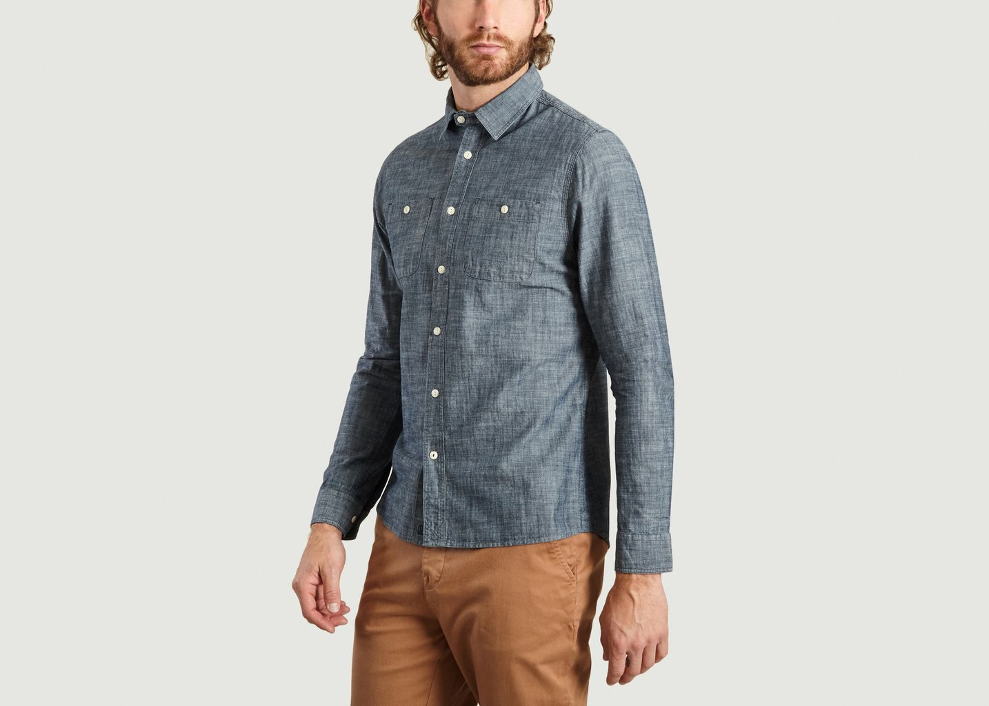 Chemise Chambray - Cuisse de Grenouille