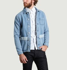 Gangsto Denim Jacket