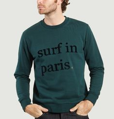 Surf in Paris Sweatshirt