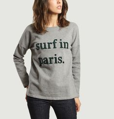 Sweat Surf In Paris Fiona