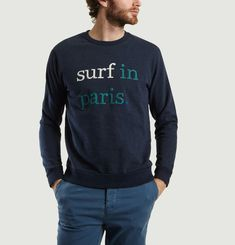 Sweat Surf In Paris Gilbert