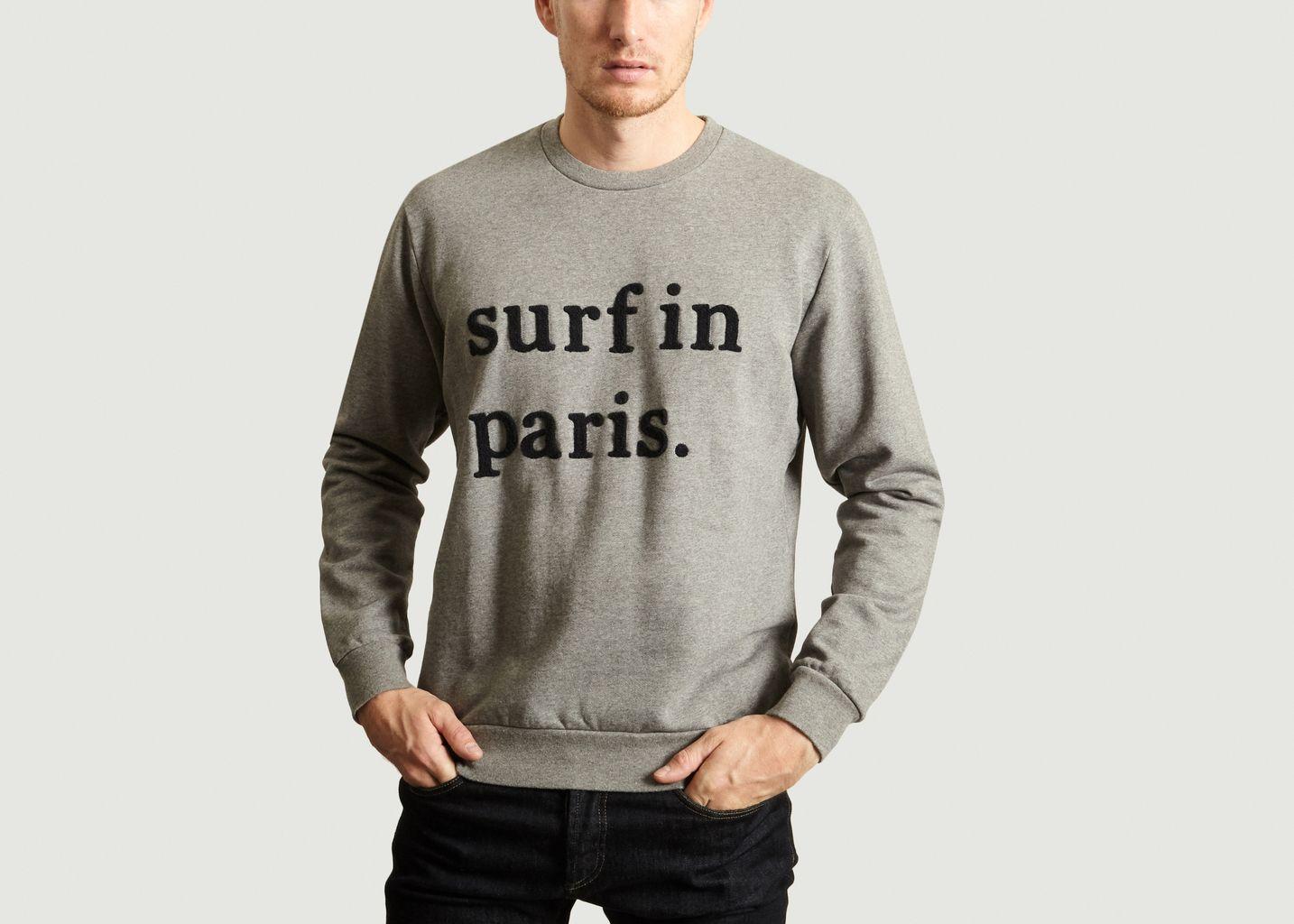 Sweat Surf in Paris - Cuisse de Grenouille
