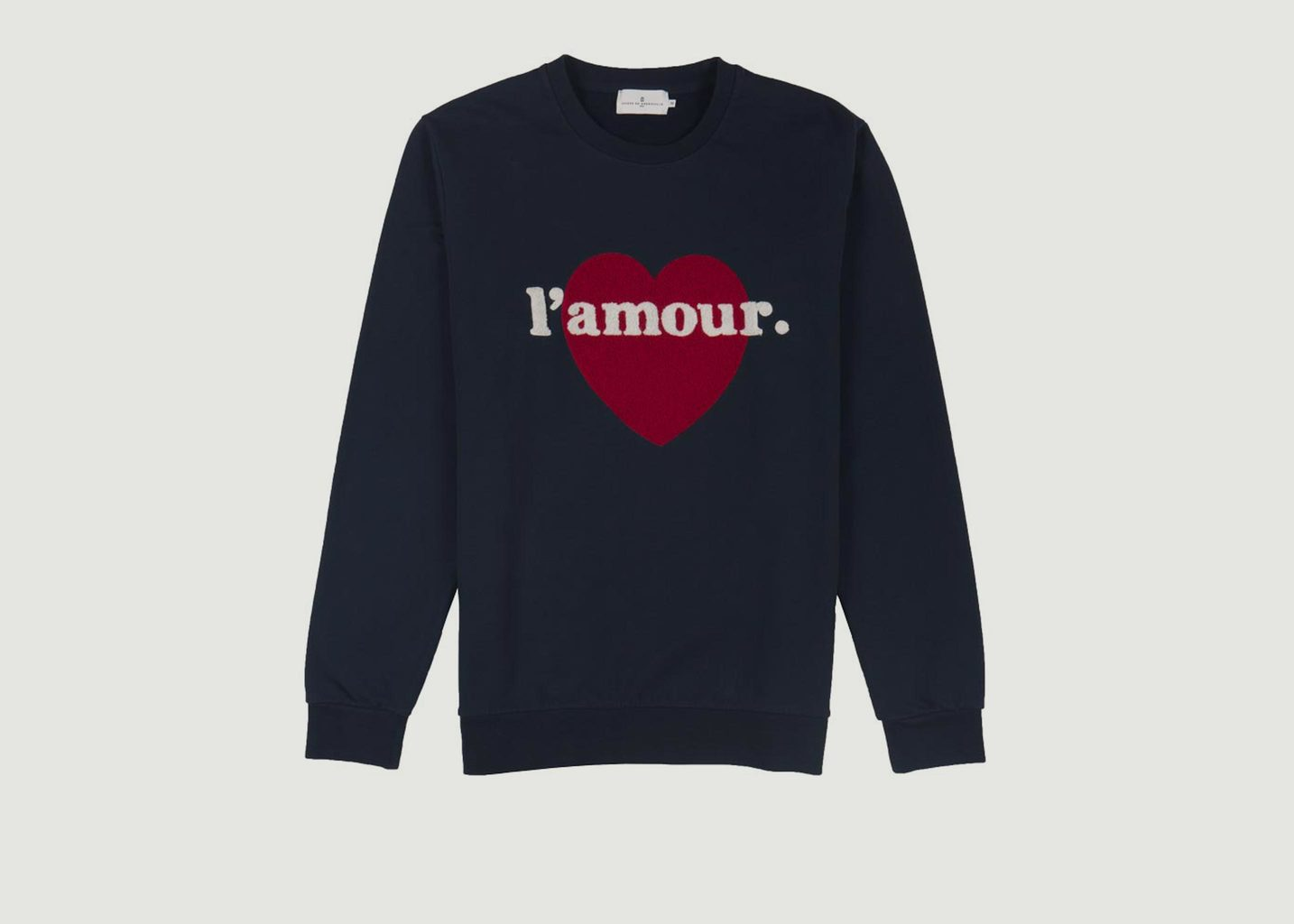 Sweat L'amour - Cuisse de Grenouille