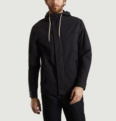 Grégoire Short Hooded Parka