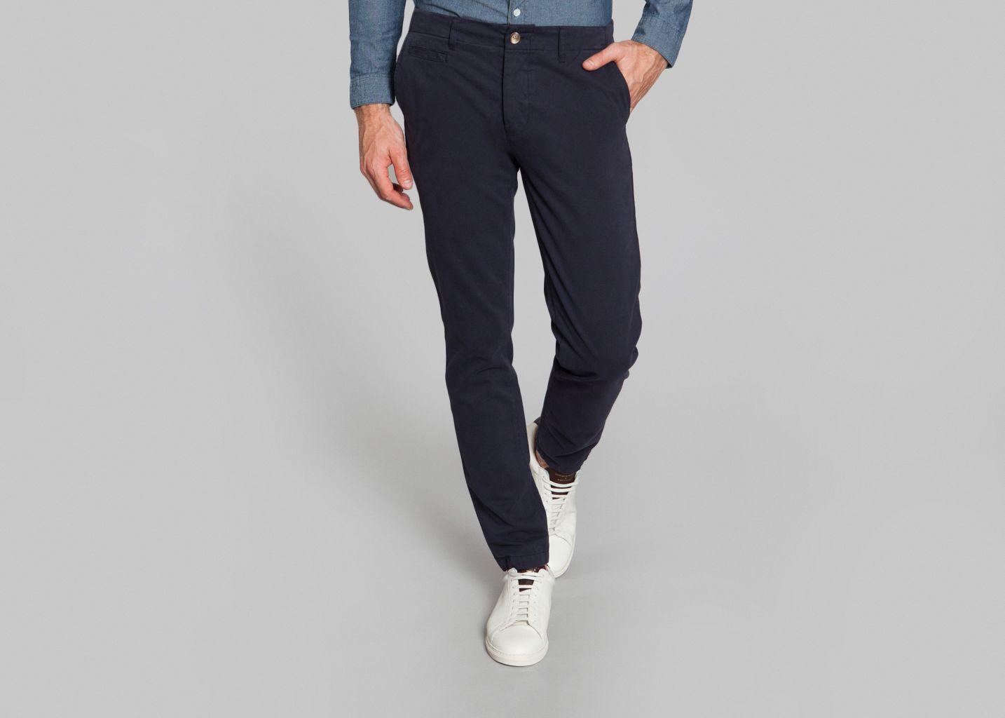 PANTALONES - Pantalones Cuisse de Grenouille rUbui
