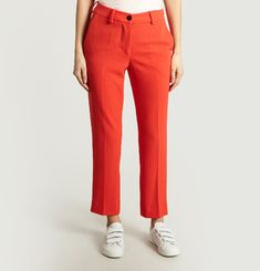 Eleonore Cropped Trousers