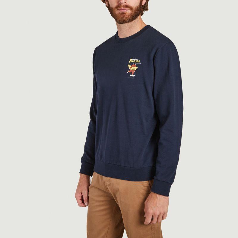 Sweatshirt Manu - Cuisse de Grenouille