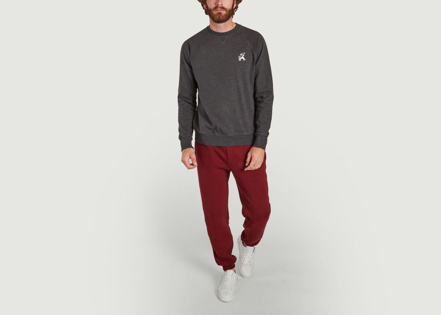 Sweatshirt Manuel - Cuisse de Grenouille